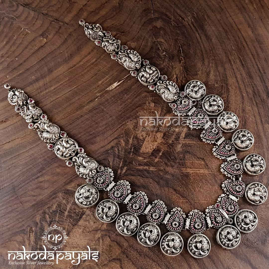 coin-necklace-designs-in-silver (10)