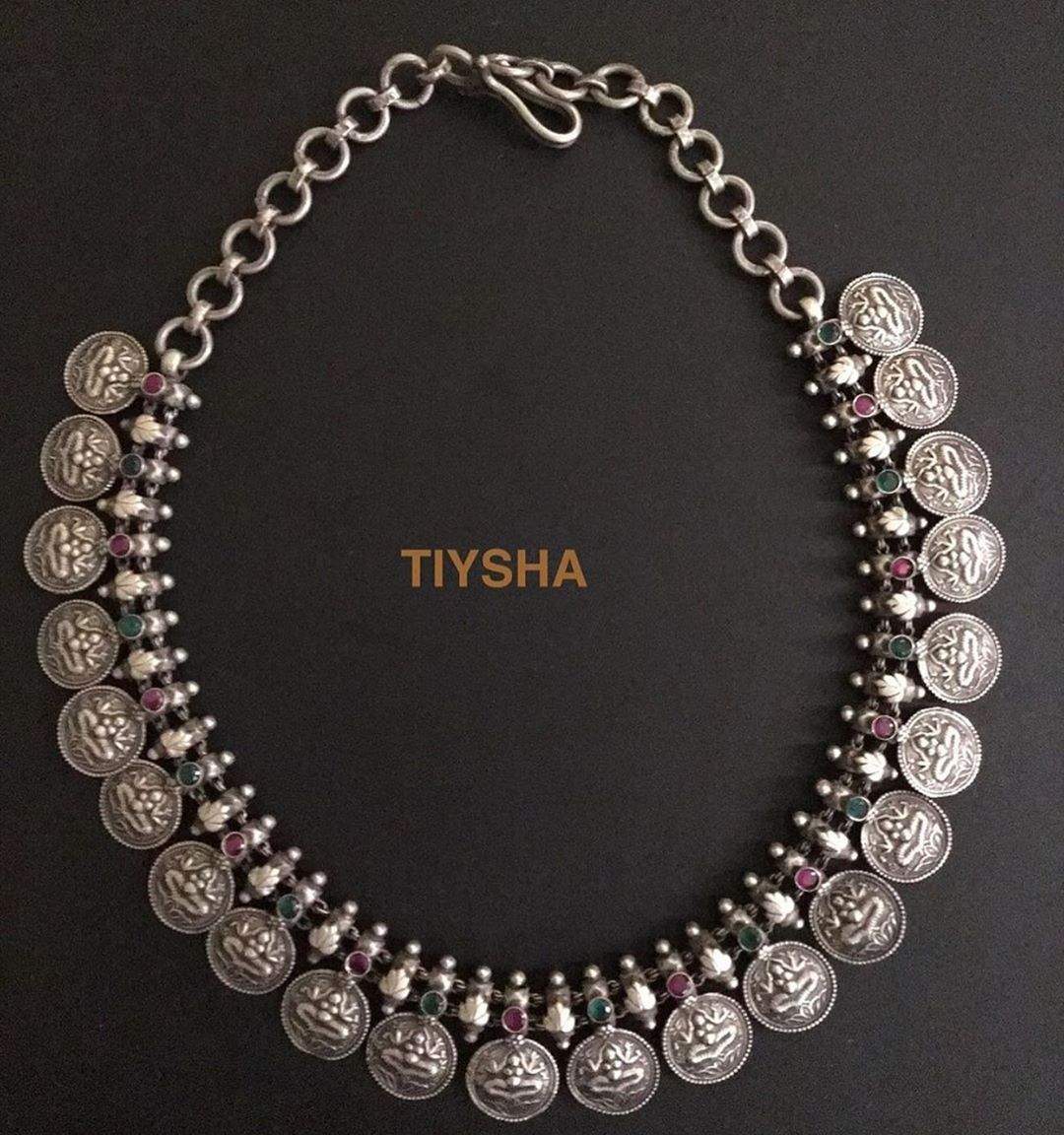 coin-necklace-designs-in-silver (14)