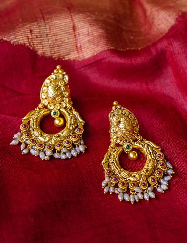 Antique Silver Earrings(2)