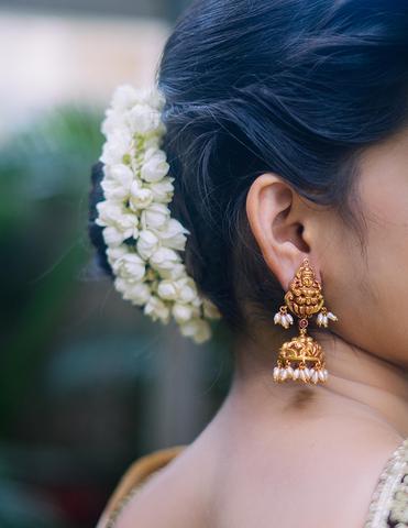 Antique Silver Earrings(6)