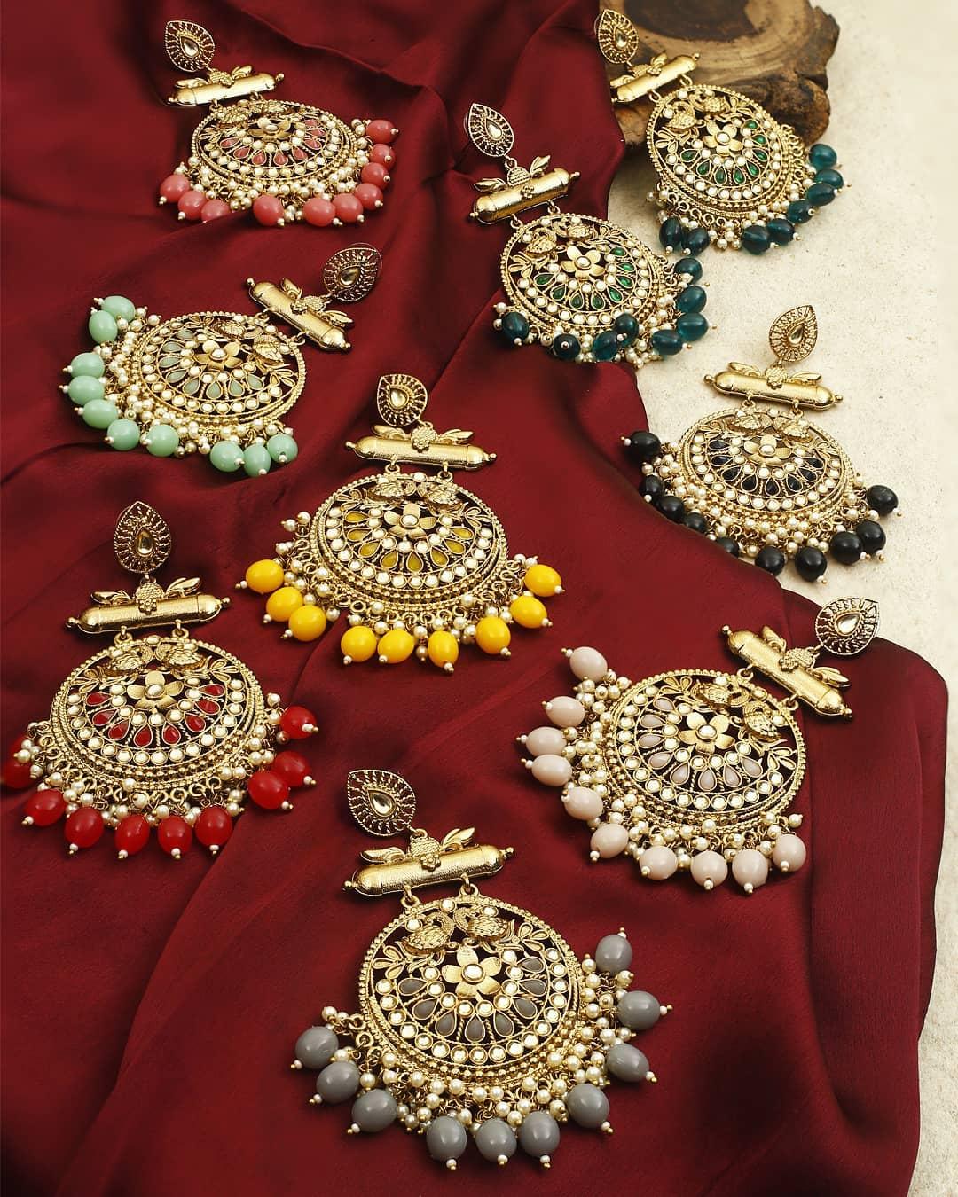 Ethnic Earrings Online(11)