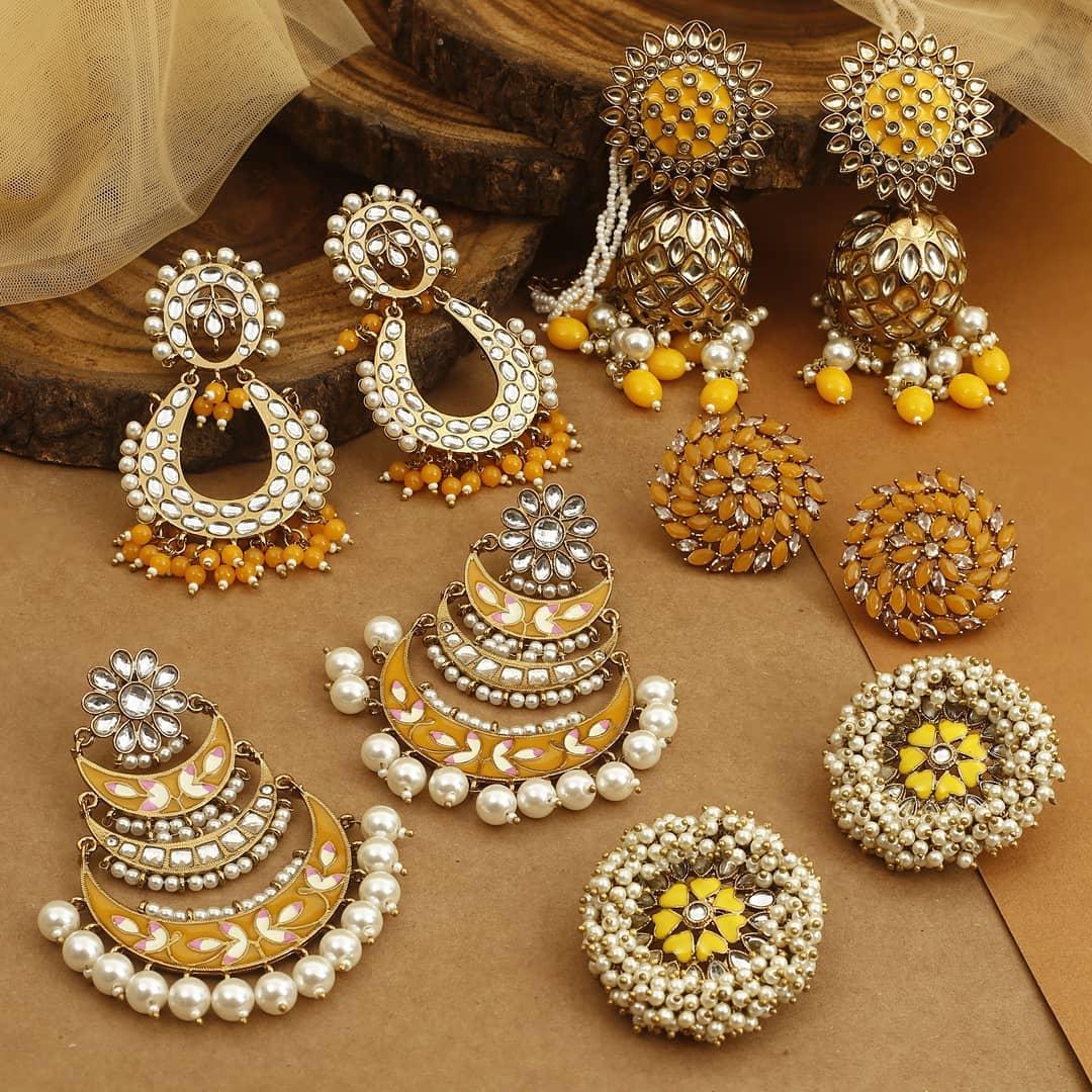 Ethnic Earrings Online(7)