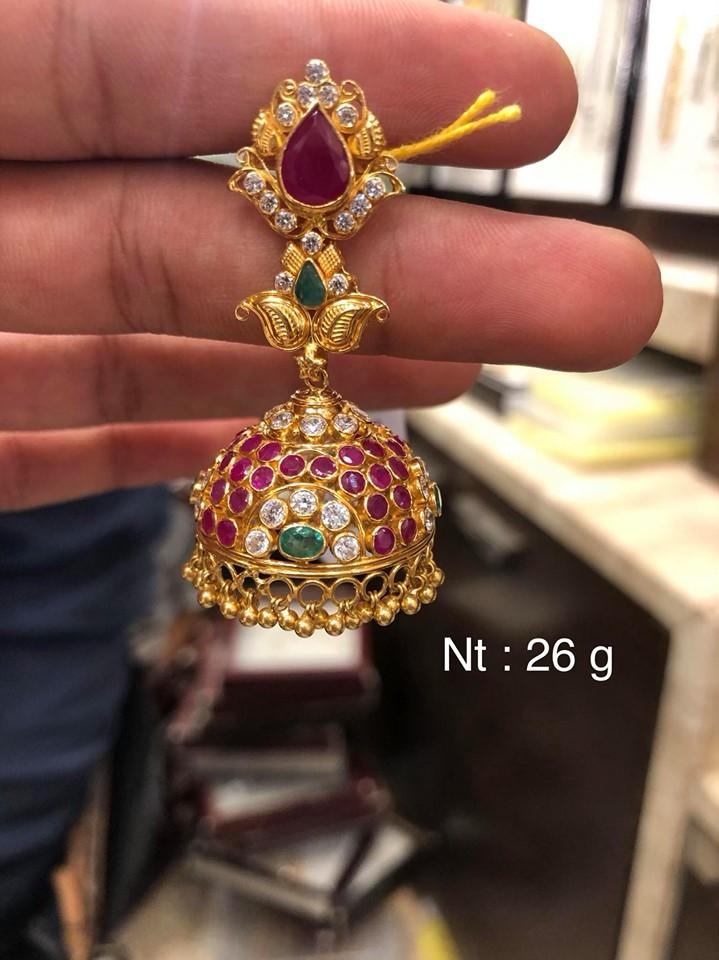 Traditional-Jhumka-Designs(16)