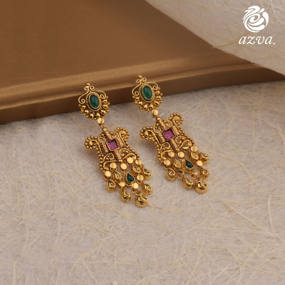 Gold-Desigenr-Earrings(2) (1)