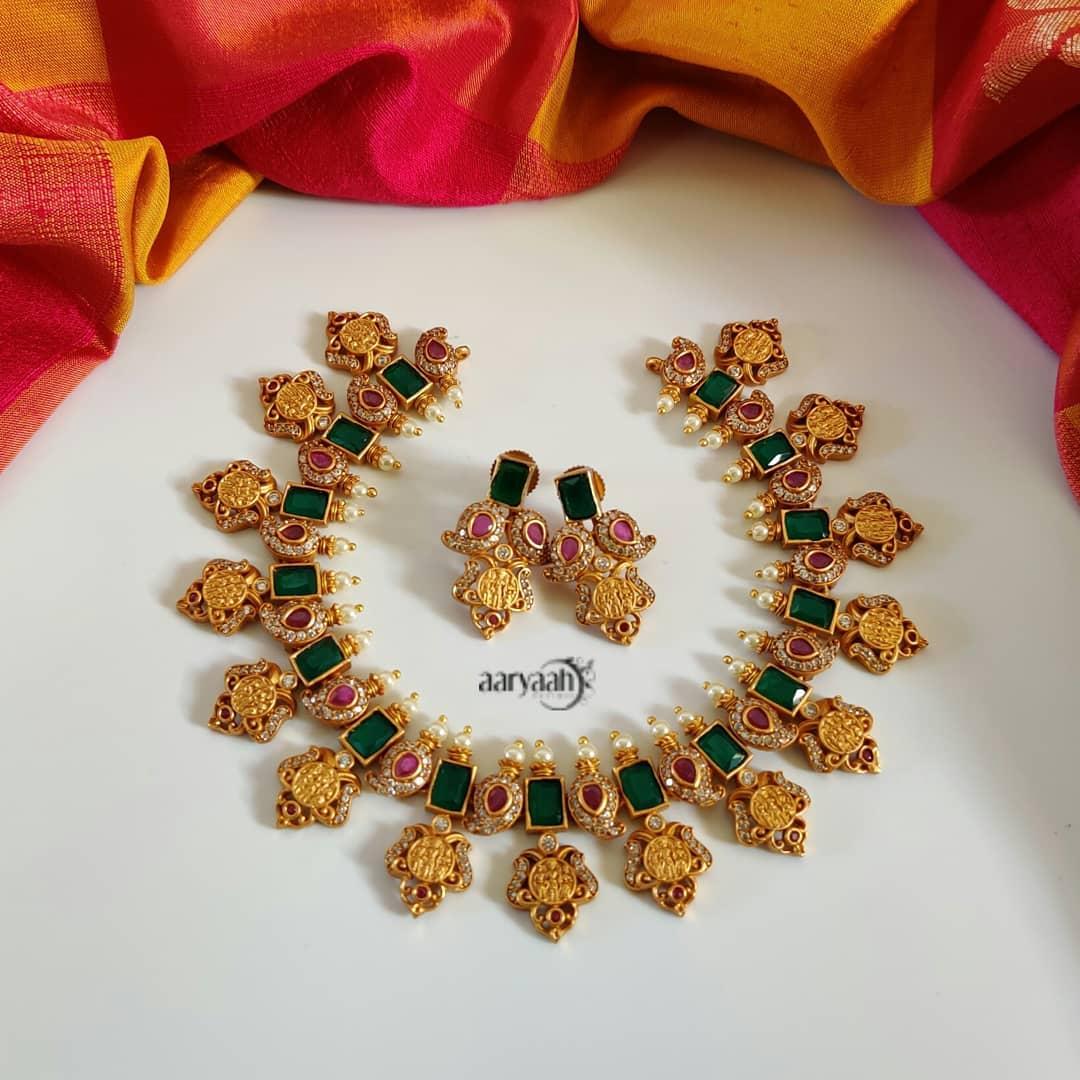Ram-Parivar-Necklace-Designs(10)