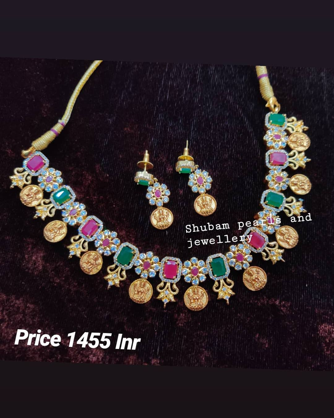 Ram-Parivar-Necklace-Designs(17)