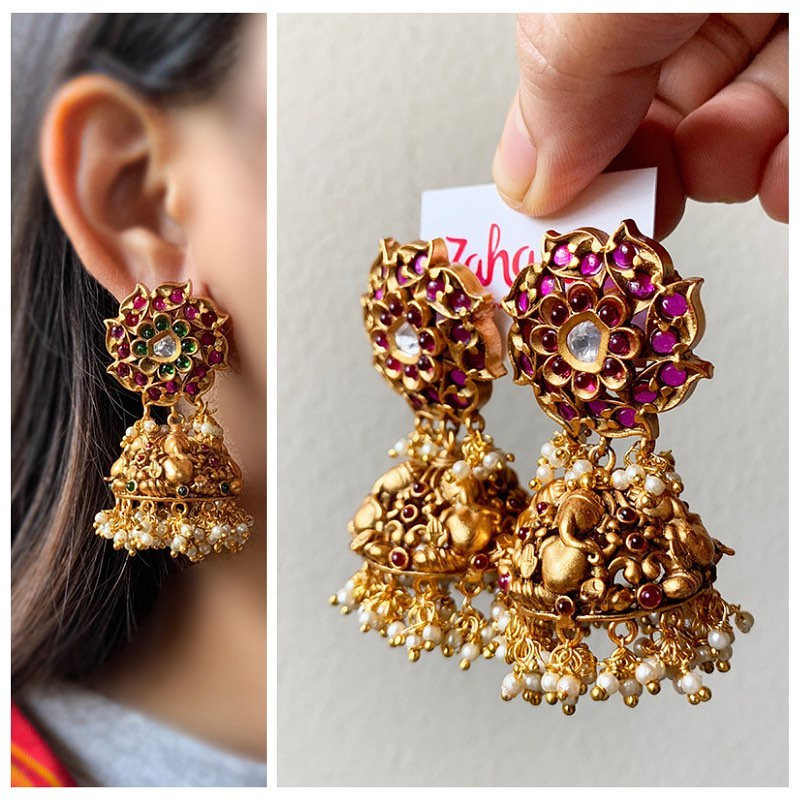 Traditional-Earrings-For-Weddings(14)