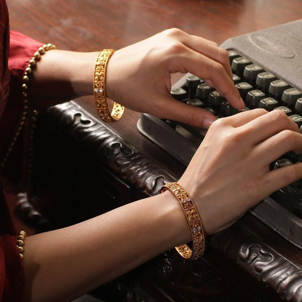 Traditional-South-Indian-Bangle-Designs