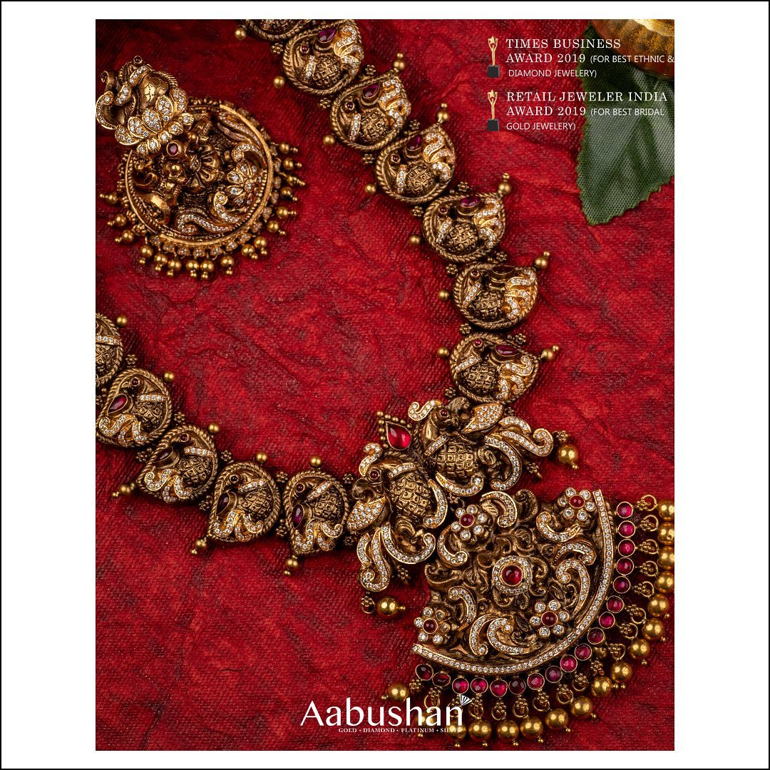 Bold-Bridal-Gold-Necklace(5)