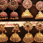 30+ Antique Jhumka Designs For Women of Any Age!