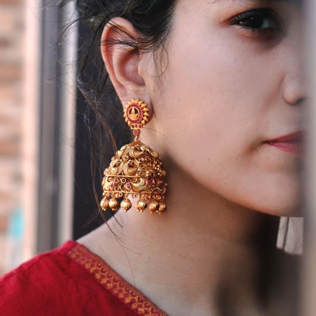 Jhumka design image 3 tarinika
