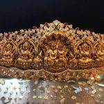 22 Classic Gold Vadanam Designs For Women of All Age