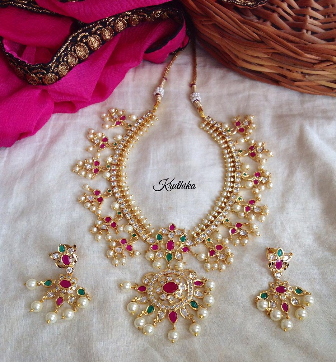 shop artificial jewellery online 13 kruthika