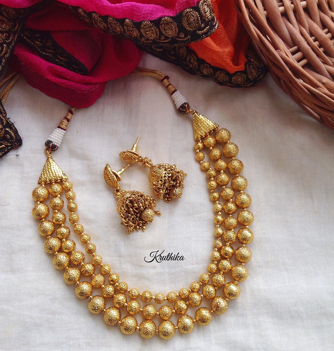 shop artificial jewellery online 14 kruthika