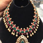 20 Never Seen Before Emerald Necklace Designs in Gold