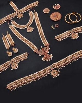 bridal jewellery designs