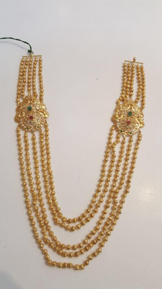 gold layered necklace designs
