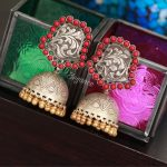 Top 10 Brands To Shop Silver Jhumka Online