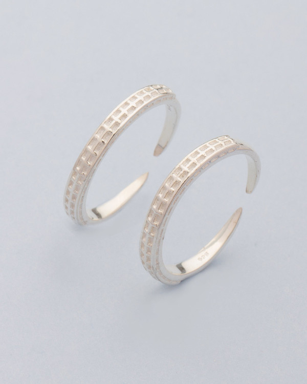 unique toe ring designs