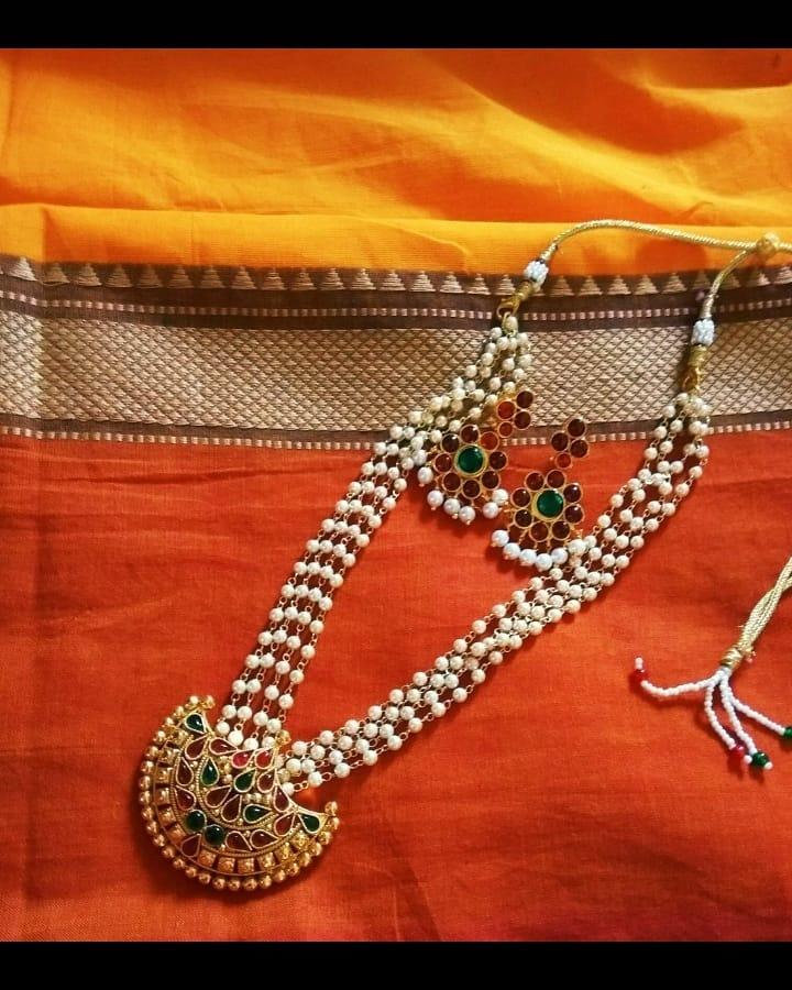 beaded jewellery designs