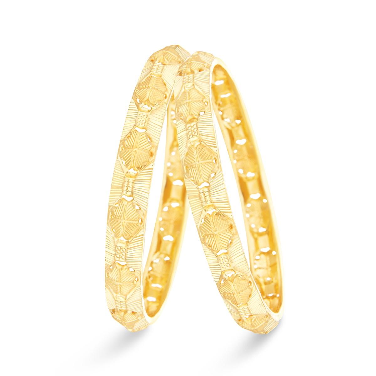 gold bangledesignsin 20 grams