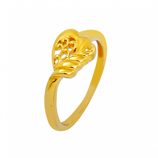 gold ring designs for females without stones