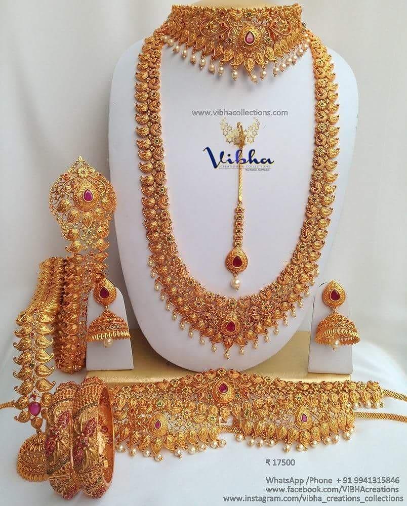 Wedding Bridal Jewelry