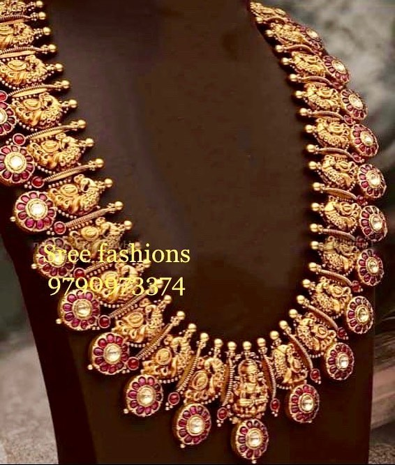 11 Ultimate Brands To Shop Traditional South Indian Wedding Jewellery Online South India Jewels