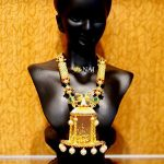23 Mind Blowing Gold Temple Jewellery Collections