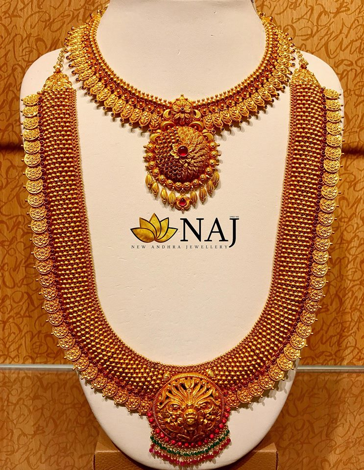 gold temple jewellery