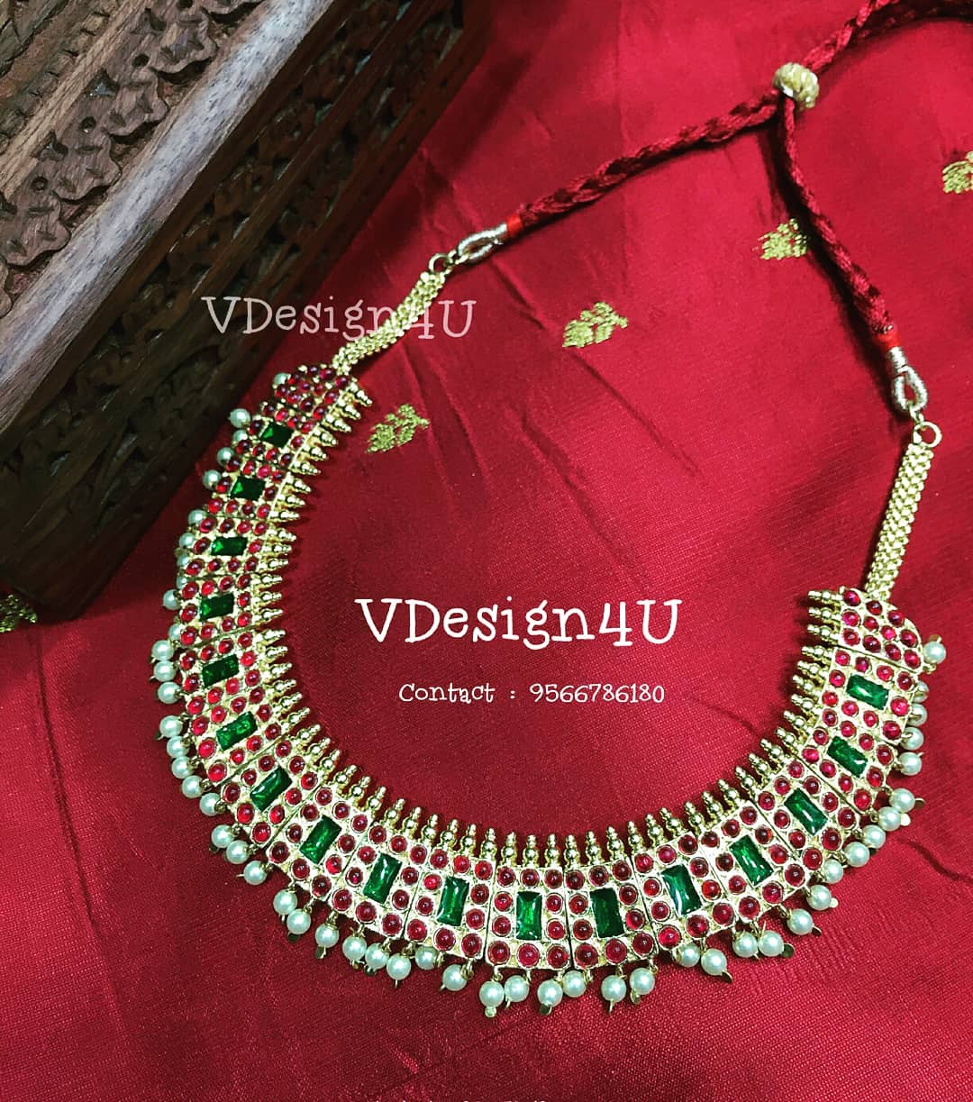 latest traditioal temple jewellery sets