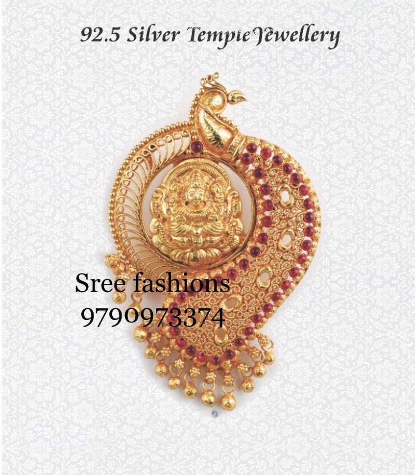 Traditional Antique Pendant Designs