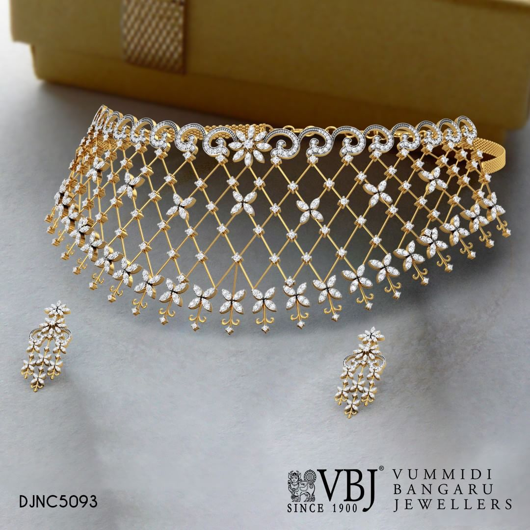 diamond jewellery sets