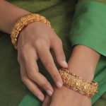 20+ Traditional Gold-plated Bangles & Where To Shop Them