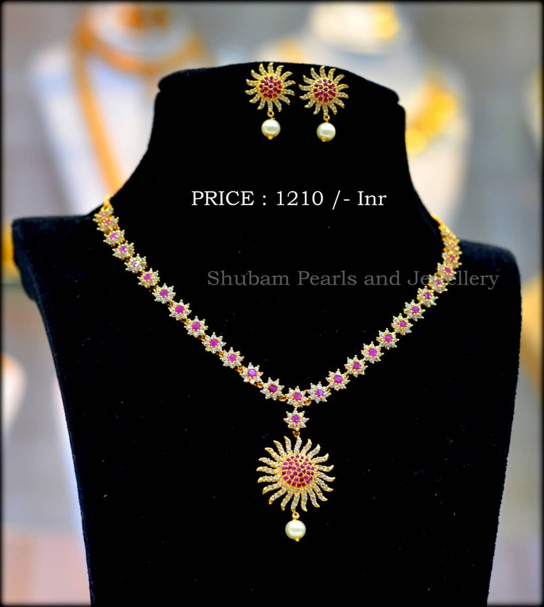 Top 10 Brands To Shop 1 Gram Gold Jewellery Online South India Jewels