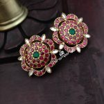Bold Antique Ear Studs Are Making a Huge Come Back This Year!