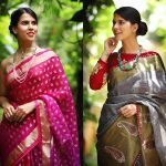 6 Jewellery Ideas To Wear With Party Wear Sarees