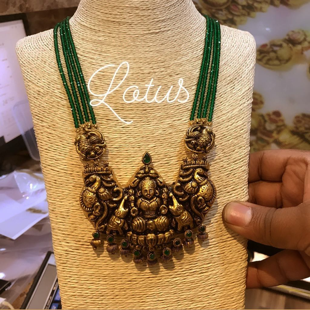 gold-plated-pure-silver-jewellery-designs-2019 (7)