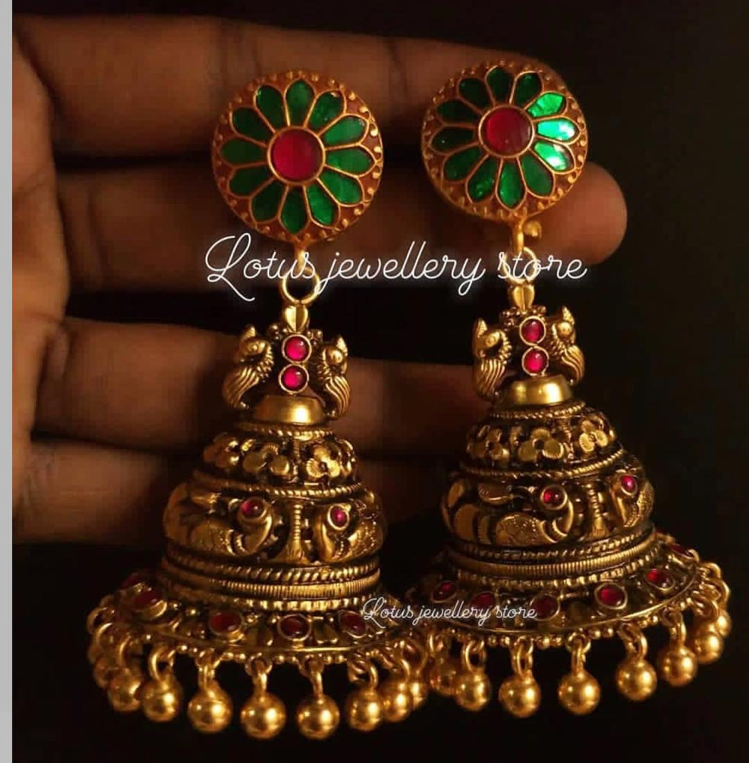 Top-Ruby-Emerald-Jhumkas-Designs (13)