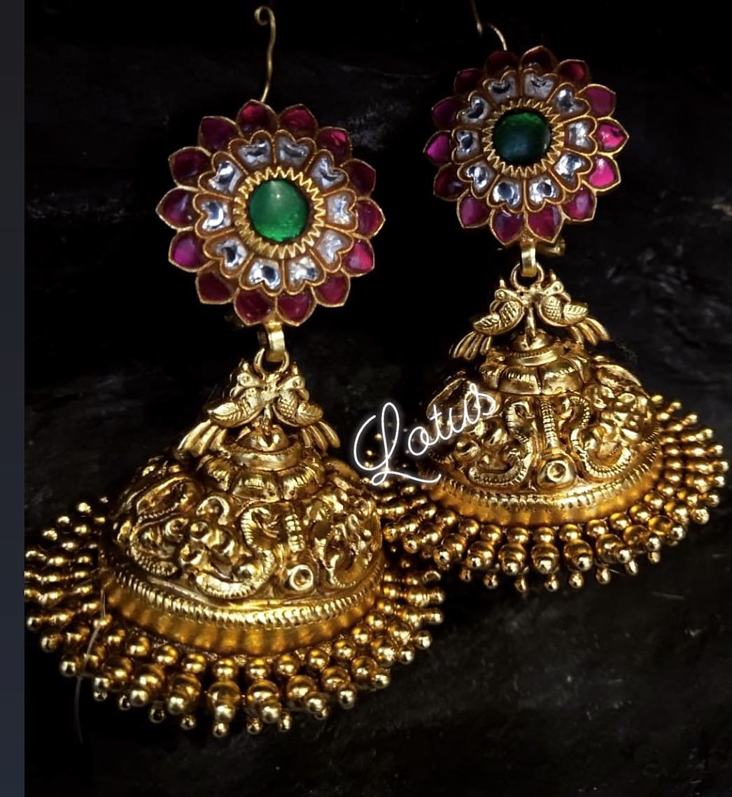 Top-Ruby-Emerald-Jhumkas-Designs (3)
