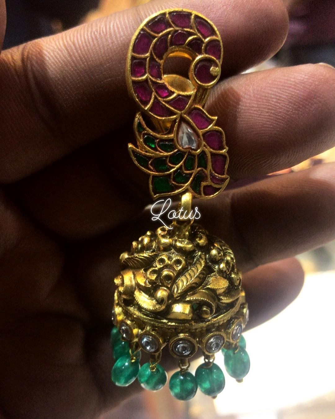 Top-Ruby-Emerald-Jhumkas-Designs (6)