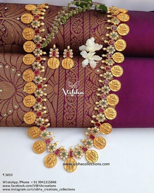 coin-necklace-designs-2019 (6)