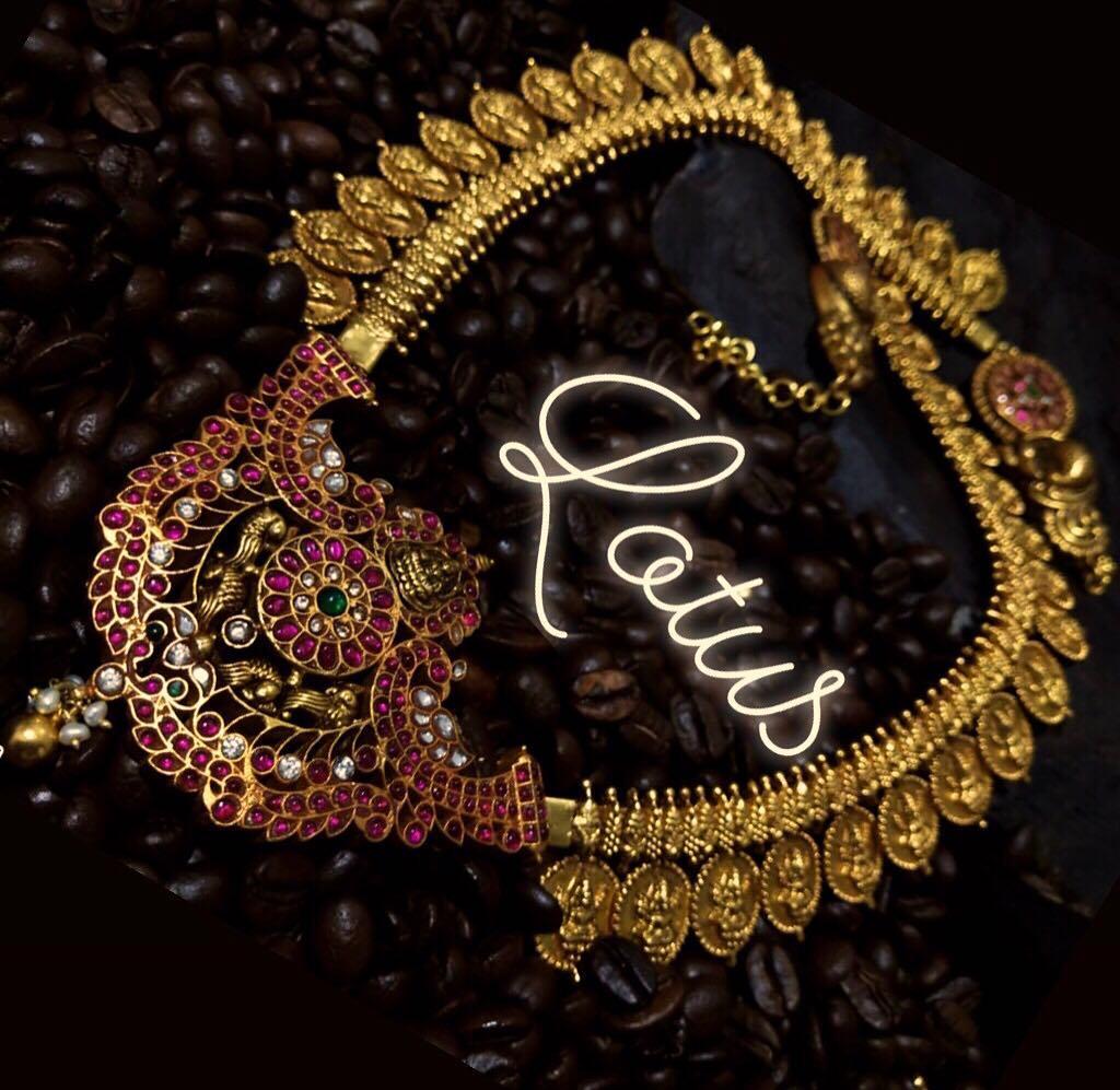 coin-necklace-designs-2019 (9)