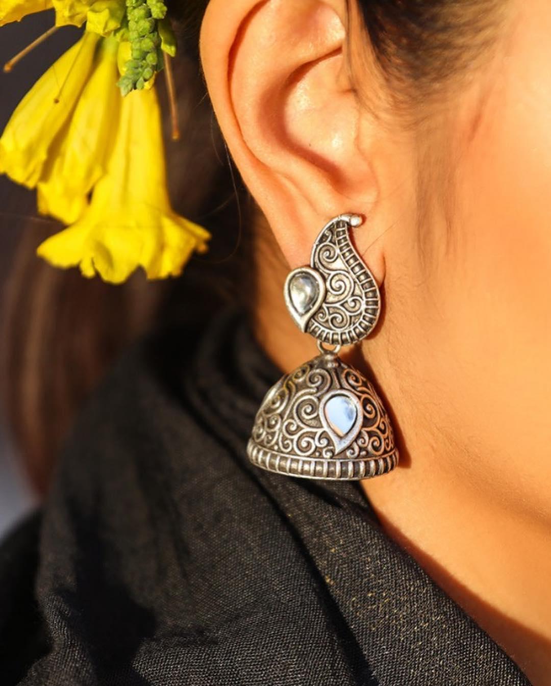 silver-earrings-designs-2019 (11)