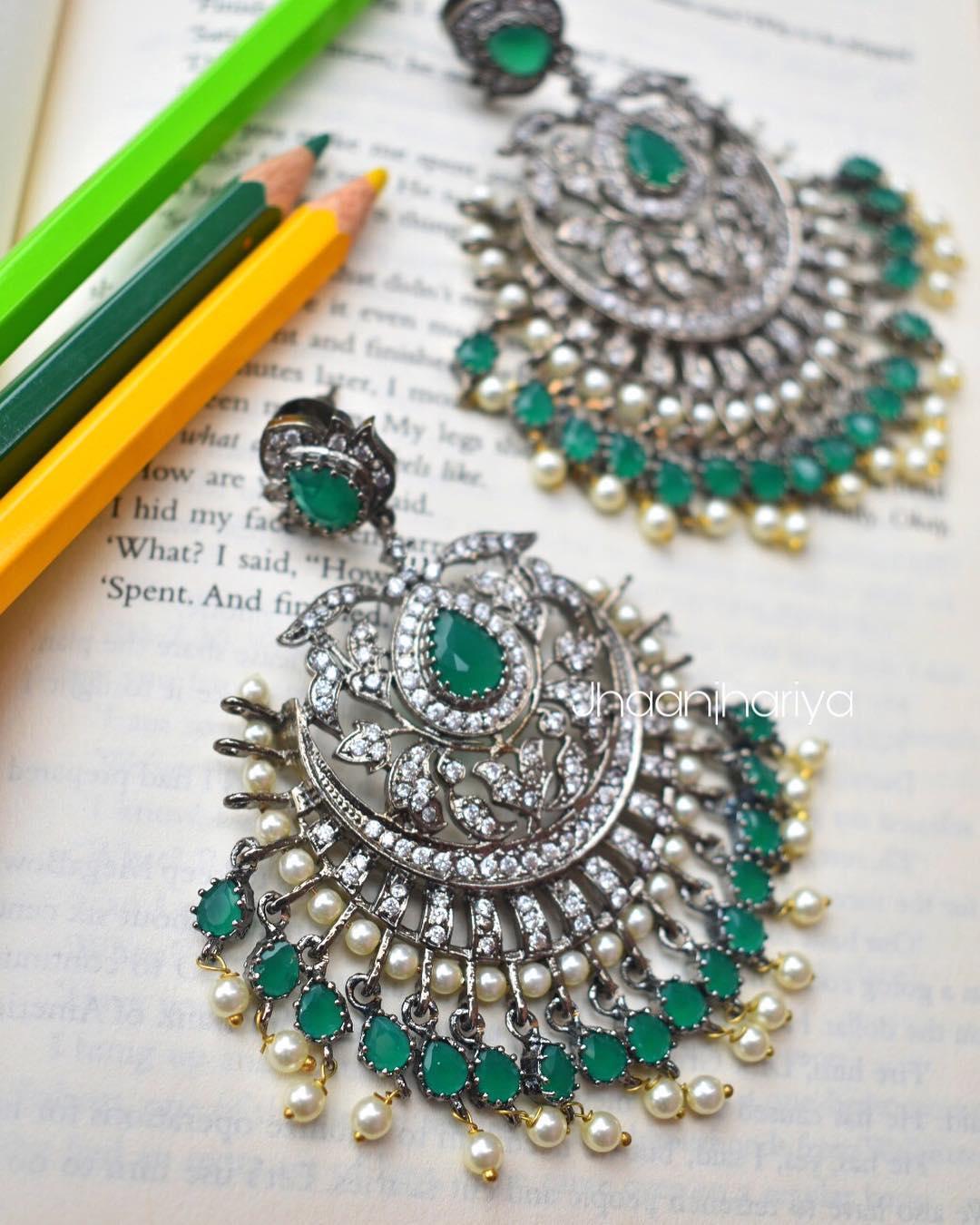 silver-earrings-designs-2019 (17)