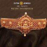 15 Incredibly Beautiful Ottiyanam (Hip Belt) Designs For Brides