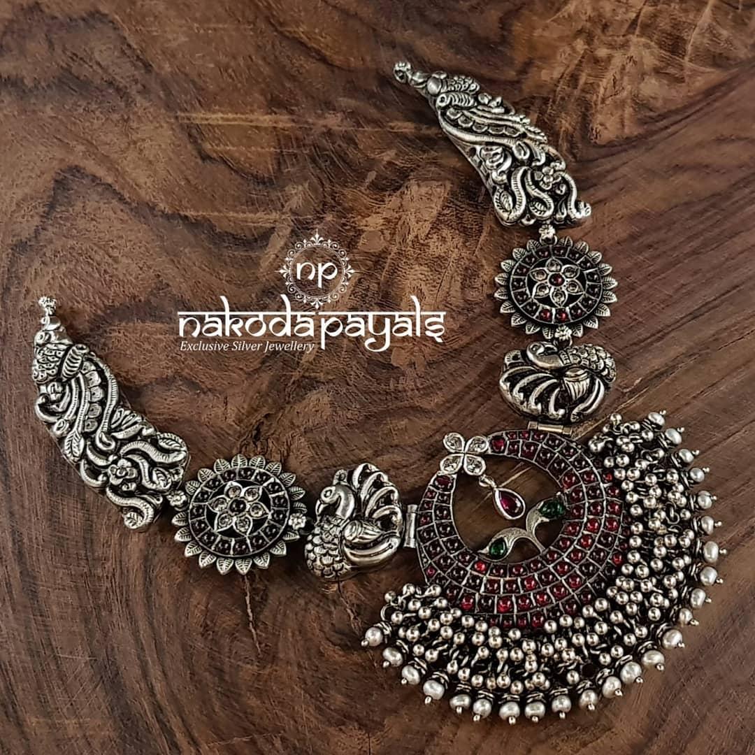 pure-silver-neckalce-designs (14)