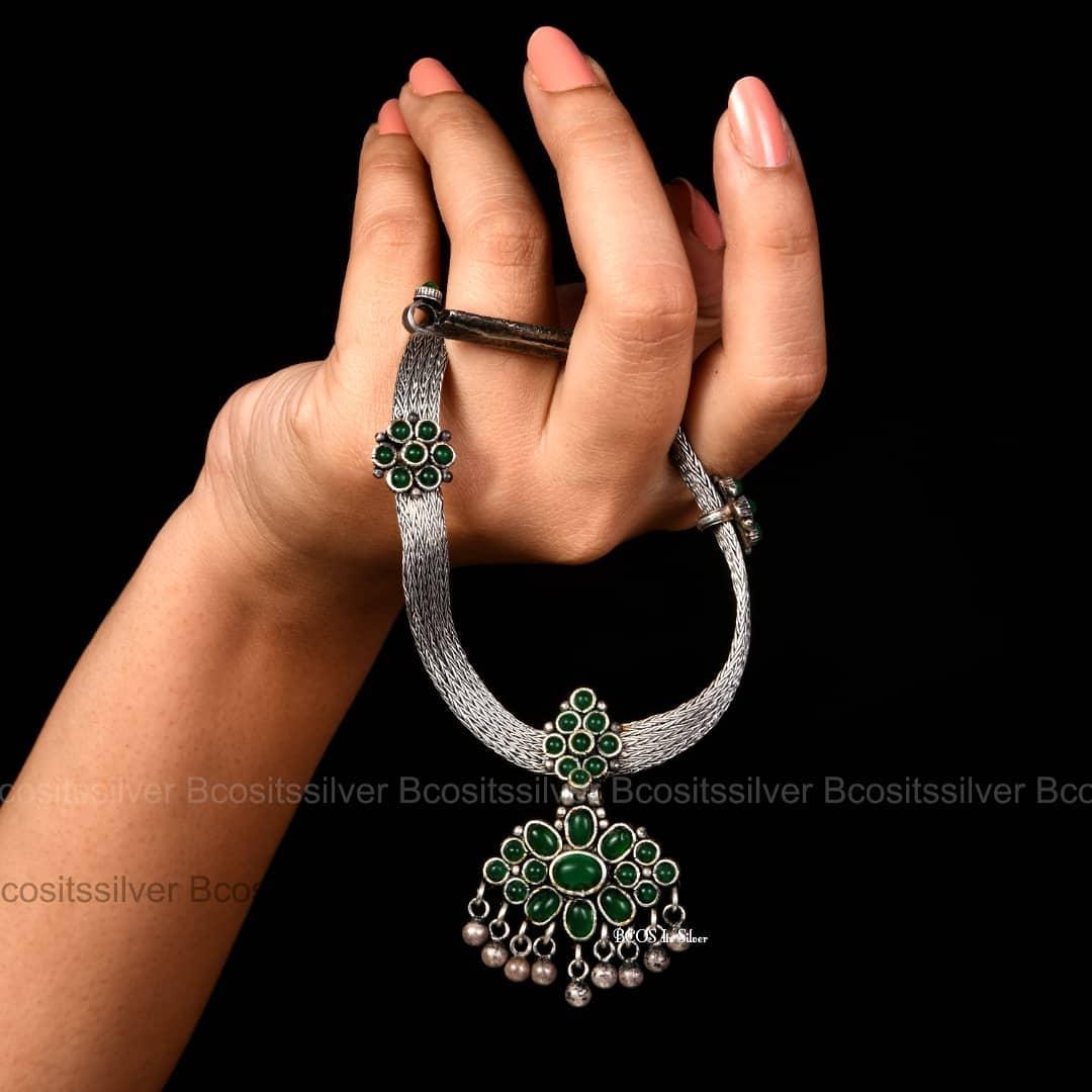 pure-silver-neckalce-designs (4)