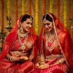 Incredible Jewellery Ideas To Wear With Red Bridal Silk Saree