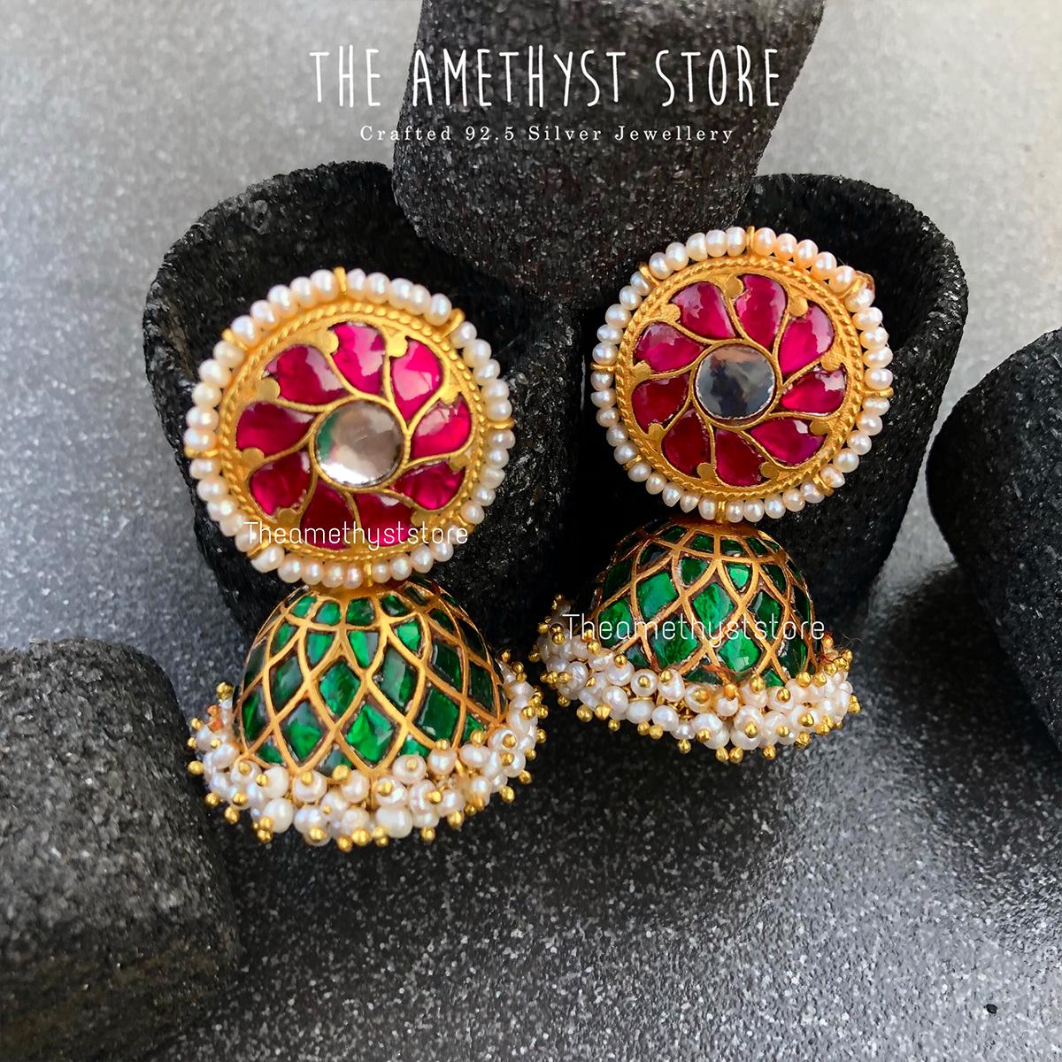 unique-jhumka-designs-2019 (11)